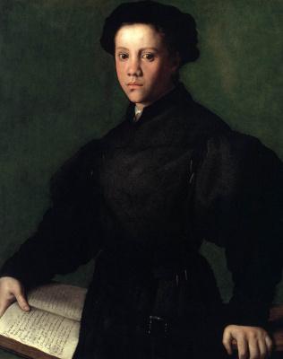 Agnolo Bronzino. Lorenzo Lenzi