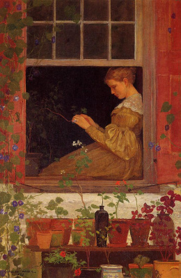 Winslow Homer. A great morning