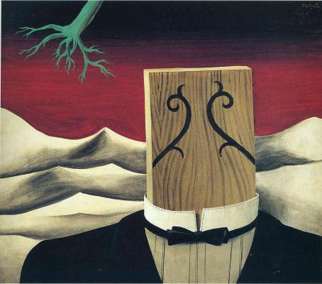 René Magritte. The conqueror