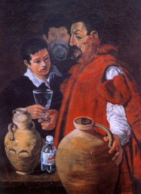 Франсиско де ла Помпа Рамос. Сюжет 5