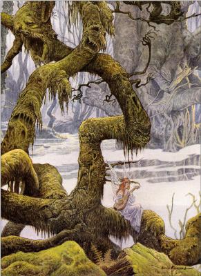 Эрик Кинкейд. Зачарованный лес