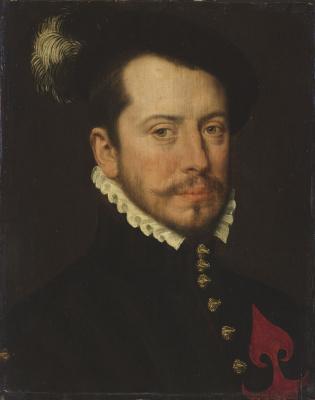 Антонис ван Дасхорст Мор. Рыцарь испанского ордена Святого Джеймса