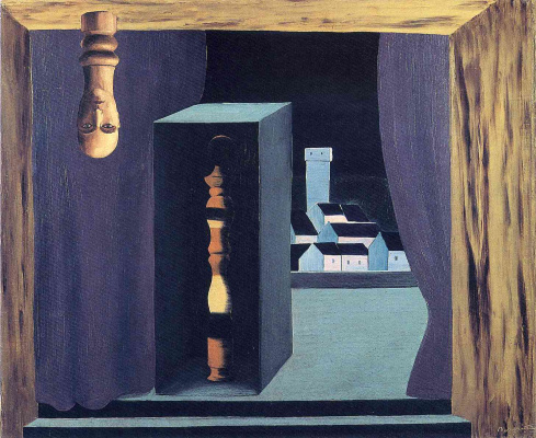 René Magritte. Celebrity