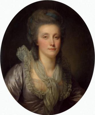 Jean-Baptiste Dreams. Portrait of Countess Shuvalova