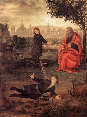 Filippino Lippi. Allegory