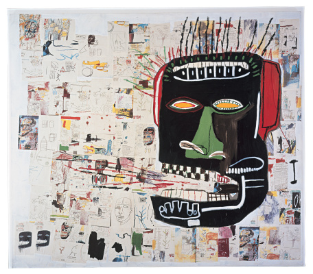 Jean-Michel Basquiat. Glenn