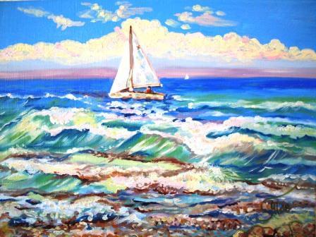 Tais. Sail