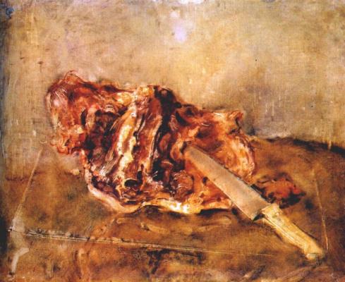 Владимир Евграфович Татлин. Мясо
