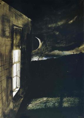Andrew Wyeth. Crescent