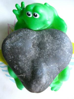 "Алексей Гришанков (Alegri). ""Лягушка с большим сердцем"" (""Frog with big heart"""