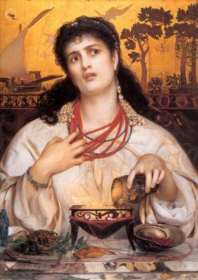 Anthony Frederick Augustus Sandys. Medea
