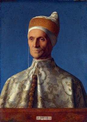 Giovanni Bellini. Portrait of Doge Leonardo Loredana