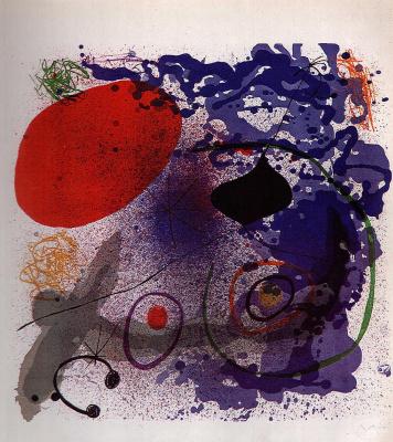 Joan Miro. Flap
