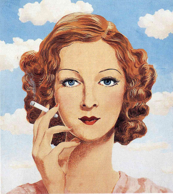 René Magritte. Georgette Magritte