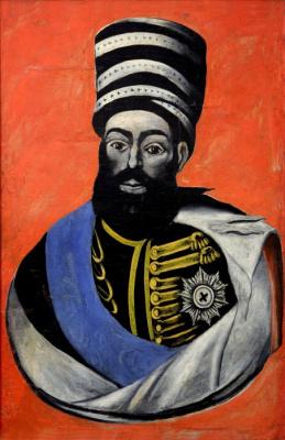 Нико Пиросмани (Пиросманашвили). Ираклий Второй