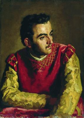 Nikolai Vasilyevich Nevrev. Dmitri the impostor.
