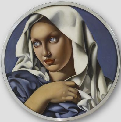 Tamara Lempicka. Madonna