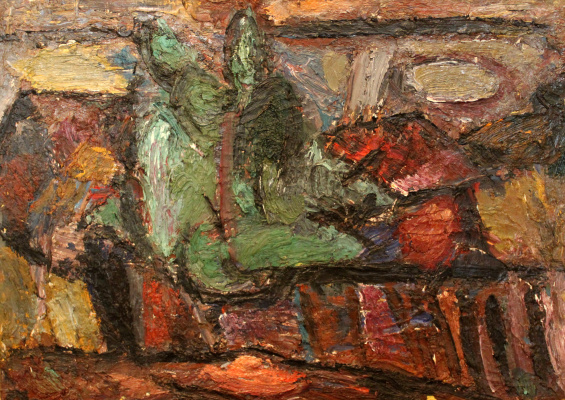 Victor Fedorovich Chudin. Landscape