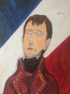 Serge Jagat. Bonaparte First Consul