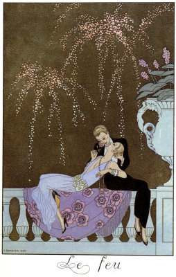 Georges Barbier. Lights
