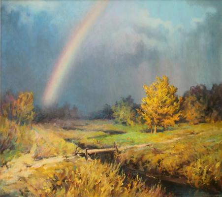 Александр Владимирович Кусенко. Rainbow