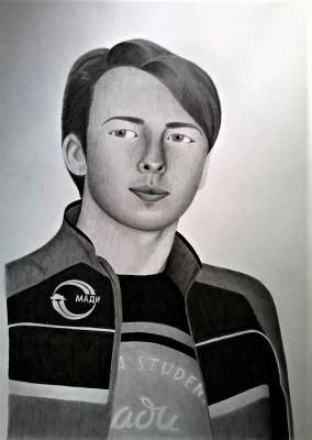 Victoria Aleksandrovna Oleinikova. Student