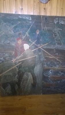 Вячеслав Васильевич Набатов. Сухонские сплавщики