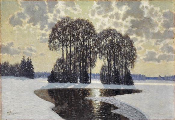 Пурвитис Вильгельм. Зима