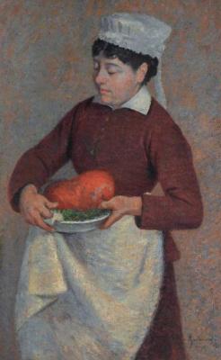 Federico Zandomenegi. Cook