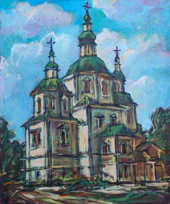 Igor Eduardovich Vasilevsky. Resurrection Church