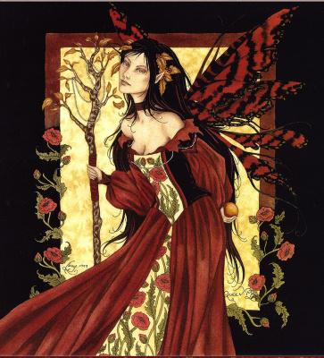 Эми Браун. Королева Маб