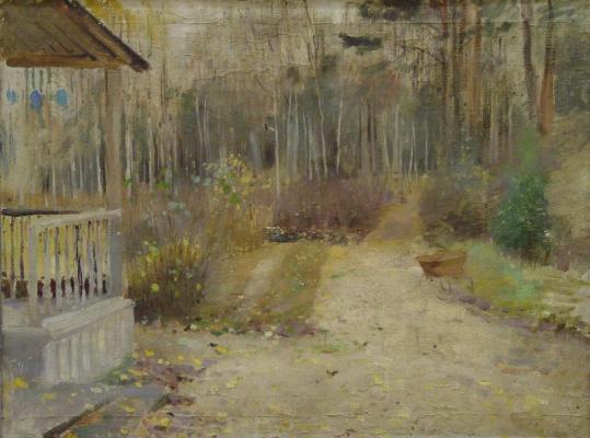 Pavel Petrovich Benkov. Novikovskaya Dacha