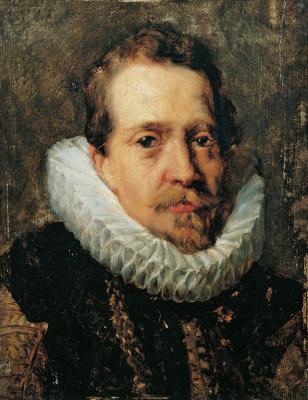 Portrait of Jean-Charles de Cordes