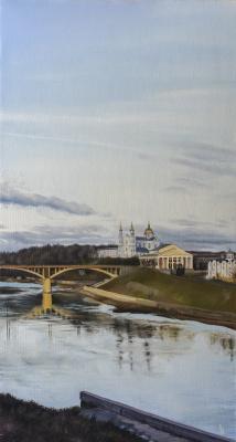 Вячеслав Юрьевич Шайнуров. Sky over the Dvina