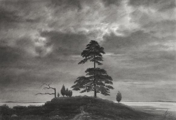 Gennady Gennadyevich Ovcharenko. Pine
