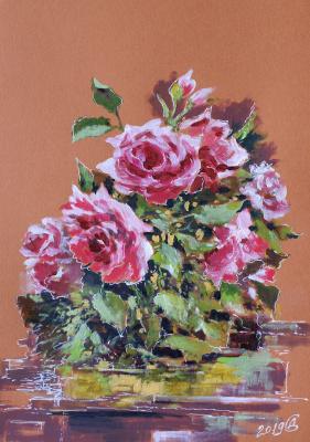Сергей Владимирович Дорофеев. Roses