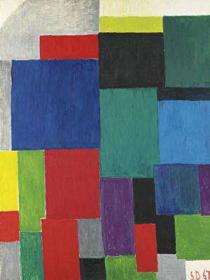 Sonia Delaunay. The color of rhythm