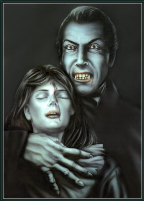 Барри Джонс. Дракула 08