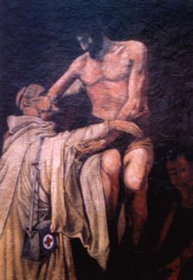 Франсиско де ла Помпа Рамос. Помощь