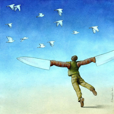 Pavel Kuchinski. Flight