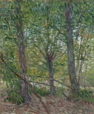 Винсент Ван Гог. Деревья