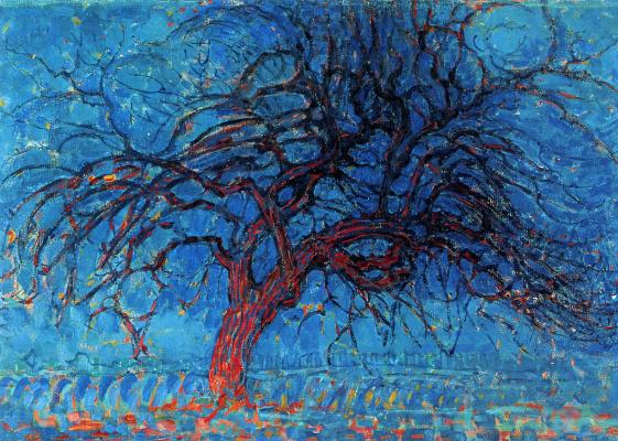 Красное дерево