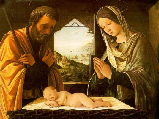 Lorenzo Costa. Baby