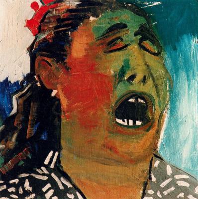 Энжел Бальтазар. Эмоциональный портрет 7
