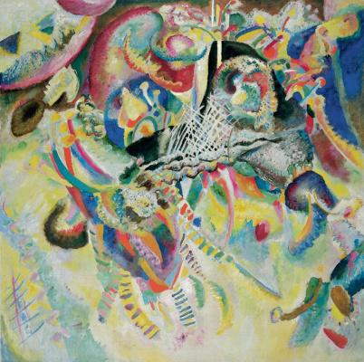 Wassily Kandinsky. Fugue