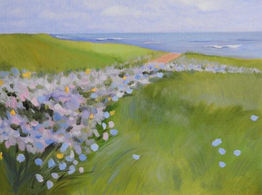 Olga Vladimirovna Nadtochaeva. Road of flowers