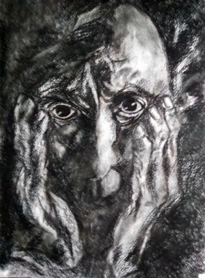Yuri Valeryevich Churilov. Portrait of an actor