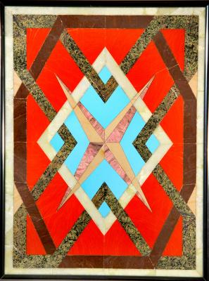 Boris Lazarevich Oshkukov. Spain florentine mosaic