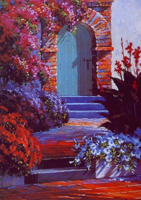 Колорсат Сенкарик. Старый Сан-Хуан