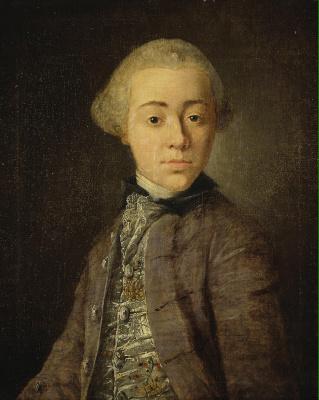 Кирилл Иванович Головачевский. Портрет Саввы Ивановича Креницина